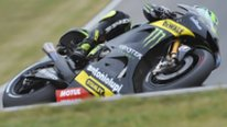 Cal Crutchlow at the 2012 Czech  MotoGP at Brno