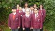 pupils with head teacher