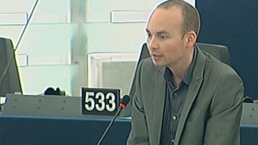 Paul Murphy MEP