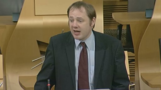 Labour MSP Richard Baker