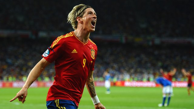 Twelve moments from Euro 2012