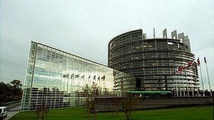 European Parliament, Strasbourg