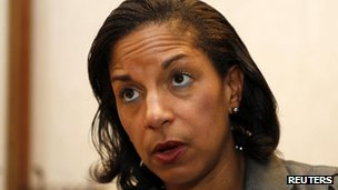 Susan Rice in May 2012