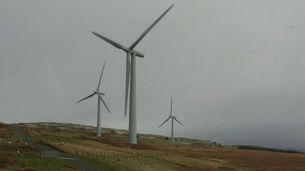 Wind turbines (generic)