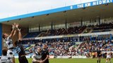 Gillingham's Priestfield Stadium
