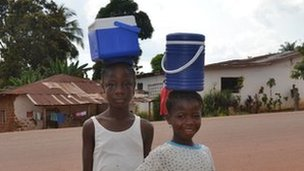 Liberian Children Pictures