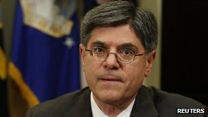 "Jacob ""Jack"" Lew at the White House, 16 November 2012"