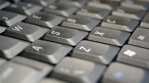 Keyboard (Image: BBC)