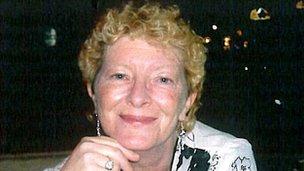 Angela Eastwood