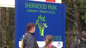 Sherwood Park Community Primary School
