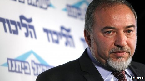 Avigdor Lieberman (13 December 2012)