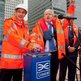 Crossrail construction starts