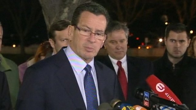 Connecticut Governor Dan Malloy