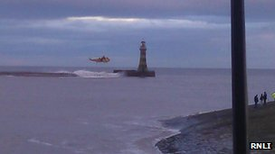 Roker Pier