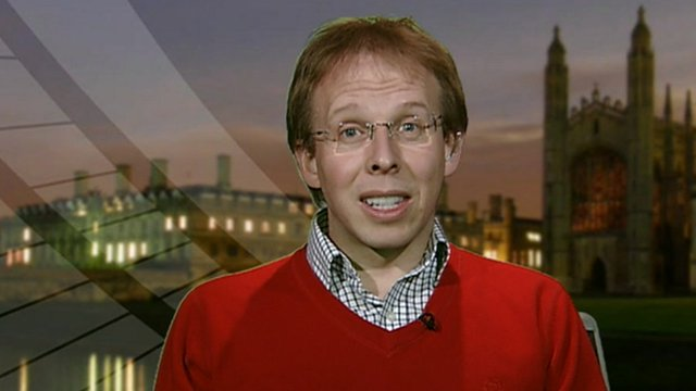 Virologist Dr Chris Smith