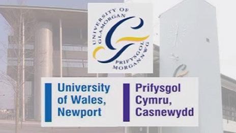 University graphic