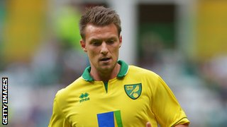 Winger Pilkington has scored three goals in 14 league games for Norwich this season