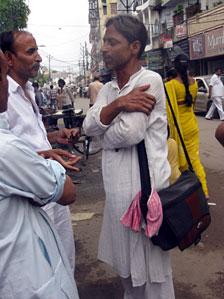 Muhammad Idrees in Kanpur
