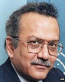 Dr Nitin Desai