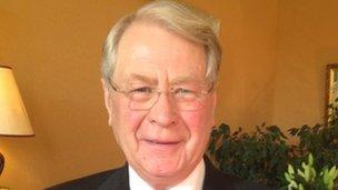 Professor Sir David Edward