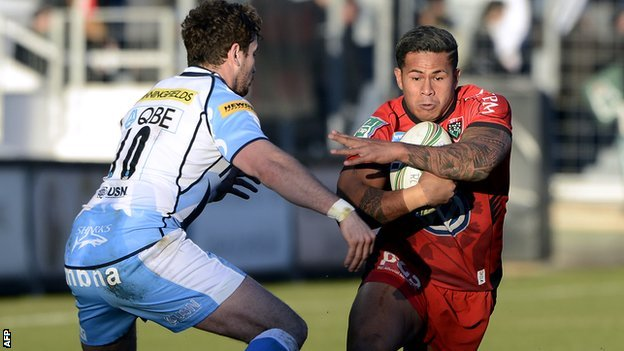 Toulon v Sale