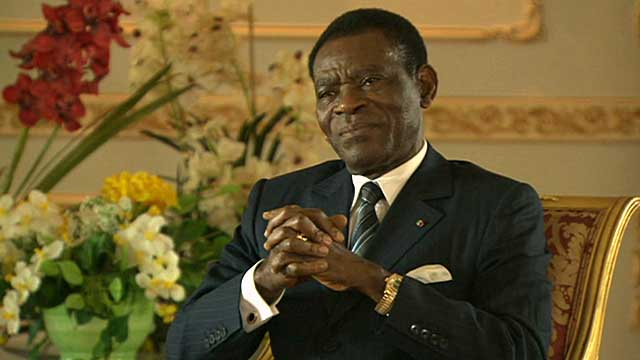 President Teodoro Obiang