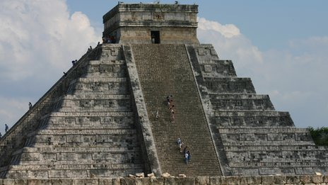 Chichen Itza file photo