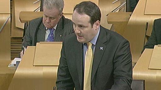 Environment Minister Paul Wheelhouse