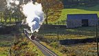 Ravenglass and Eskdale train