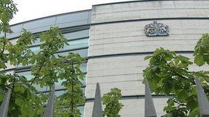 Belfast's Laganside Court