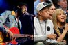 Michael Kiwanuka, Jay-Z and Beyonce