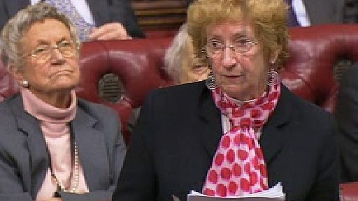 Baroness Meacher