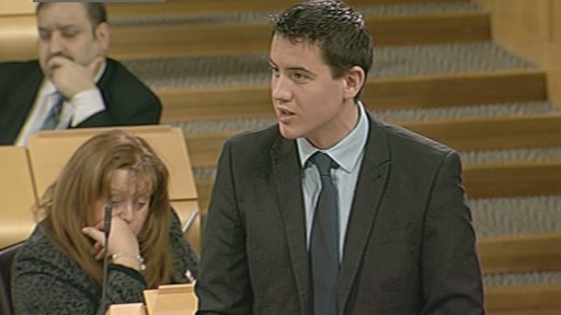 Labour MSP Mark Griffin