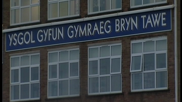 Ysgol Gyfun Gymraeg Bryn Tawe