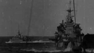 Arctic convoy ships