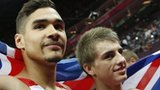 Louis Smith and Max Whitlock
