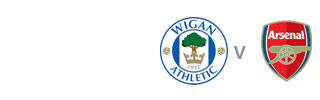 Wigan v Arsenal