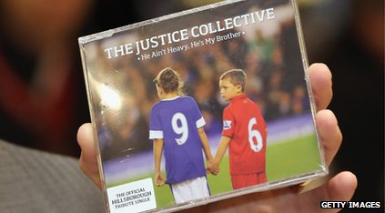 The Hillsborough charity single