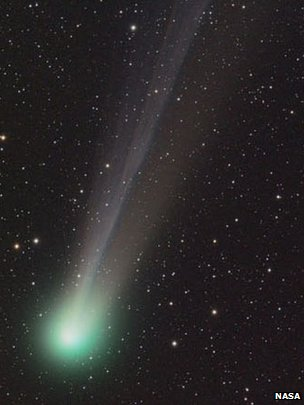 Comet C/2001 Q4