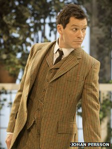 Dominic West in My Fair Lady