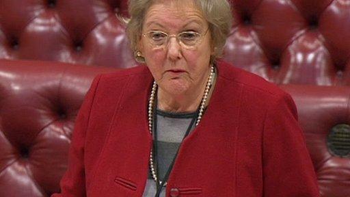 Baroness Hanham