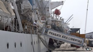 Libertad on 15 December 2012