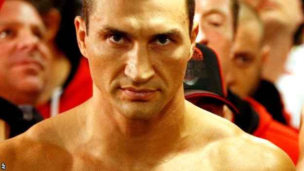Wladimir Klitschko Boxt Am 25 April In New York