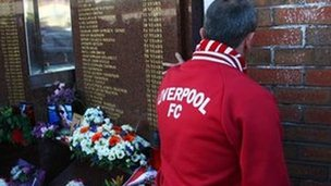Hillsborough memorial