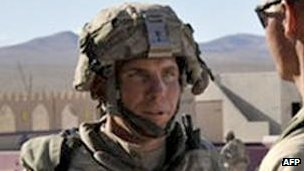 Sgt Robert Bales (file photo 23 Aug 2011)