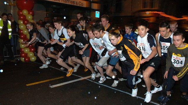 Nos Galan race, 2005