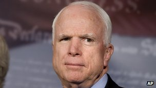 Senator John McCain