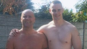 64872519 david mark SYTECH   Dale Cregan admits father and son murders in Greater Manchester
