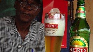 Beer called &quot;Hero&quot;