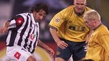 Alessandro del Piero and Neil Lennon